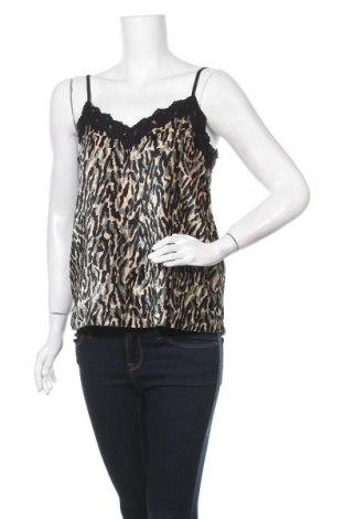 Γυναικείο αμάνικο μπλουζάκι Stella Forest, Μέγεθος M, Χρώμα Πολύχρωμο, 80% βισκόζη, 20% μετάξι, Τιμή 32,58€