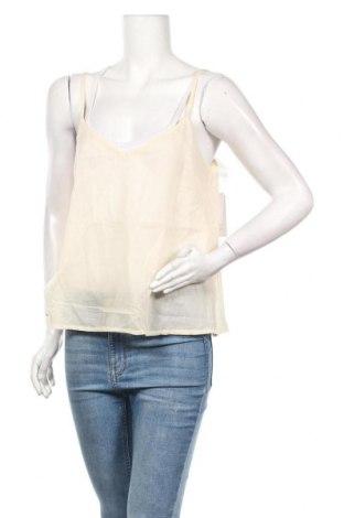 Γυναικείο αμάνικο μπλουζάκι Stella Forest, Μέγεθος L, Χρώμα  Μπέζ, Βαμβάκι, Τιμή 28,46€