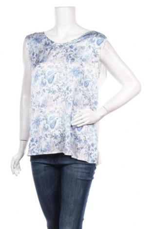 Γυναικείο αμάνικο μπλουζάκι Tom Tailor, Μέγεθος M, Χρώμα Πολύχρωμο, Βισκόζη, Τιμή 8,64€