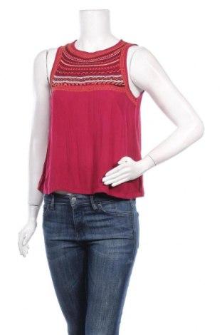 Γυναικείο αμάνικο μπλουζάκι Twintip, Μέγεθος M, Χρώμα Κόκκινο, Βισκόζη, Τιμή 6,20€