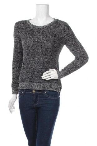 Дамски пуловер A.N.A., Размер S, Цвят Черен, 60% памук, 40% акрил, Цена 26,93лв.