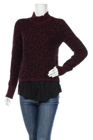 Дамски пуловер Apt.9, Размер M, Цвят Лилав, 58% памук, 21% вискоза, 21% полиамид, Цена 10,66лв.