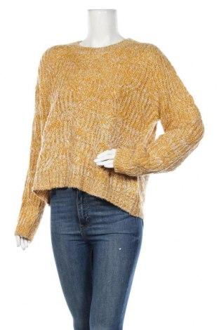 Γυναικείο πουλόβερ Aqua, Μέγεθος M, Χρώμα Κίτρινο, Τιμή 9,42€