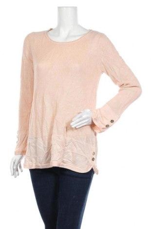 Дамски пуловер Calvin Klein, Размер M, Цвят Розов, Акрил, Цена 38,64лв.