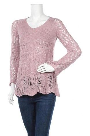 Γυναικείο πουλόβερ Cellbes, Μέγεθος XS, Χρώμα Βιολετί, 93% πολυακρυλικό, 7% μεταλλικά νήματα, Τιμή 10,00€