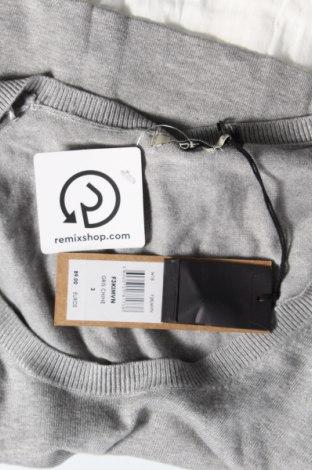 Дамски пуловер DDP, Размер L, Цвят Сив, Вискоза, полиамид, Цена 66,75лв.