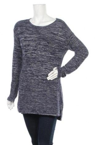 Дамски пуловер Ellen Tracy, Размер M, Цвят Син, 60% памук, 40% акрил, Цена 44,89лв.