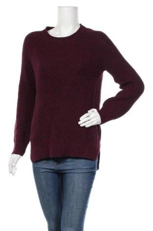Дамски пуловер Ellen Tracy, Размер S, Цвят Лилав, 60% памук, 40% акрил, Цена 36,23лв.