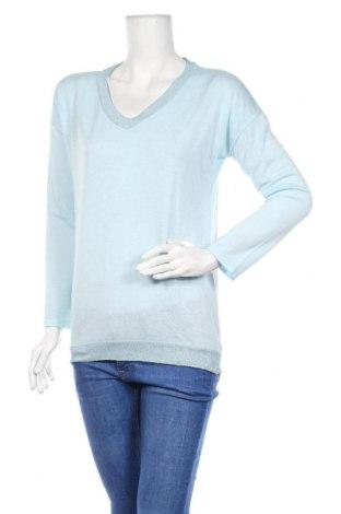 Γυναικείο πουλόβερ Frieda & Freddies, Μέγεθος M, Χρώμα Μπλέ, Βισκόζη, Τιμή 33,74€