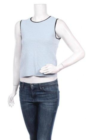 Γυναικείο πουλόβερ Grace Dane Lewis, Μέγεθος M, Χρώμα Μπλέ, 63% βισκόζη, 37% πολυαμίδη, Τιμή 8,64€