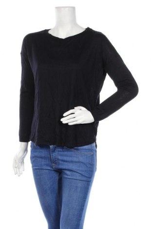 Дамски пуловер H&M, Размер M, Цвят Син, 50% акрил, 50% вискоза, Цена 21,95лв.