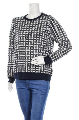 Дамски пуловер Holly & Whyte By Lindex, Размер L, Цвят Бял, 47% акрил, 27% памук, 13% вискоза, 13% полиамид, Цена 13,86лв.