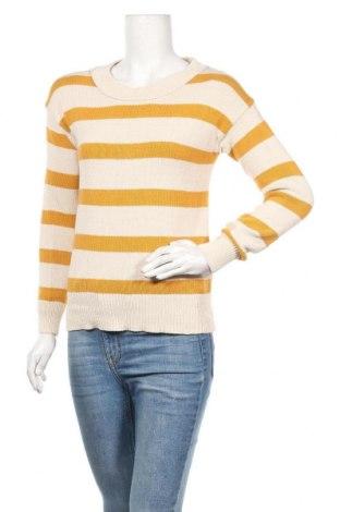 Дамски пуловер J.Crew, Размер S, Цвят Бежов, Памук, Цена 15,12лв.