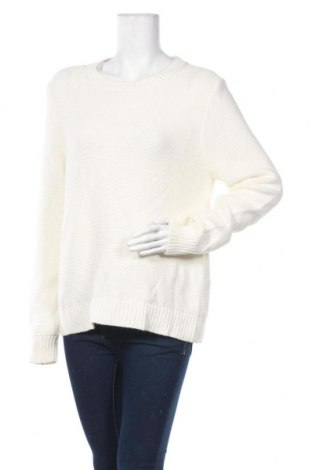 Γυναικείο πουλόβερ J.Crew, Μέγεθος L, Χρώμα  Μπέζ, 65% βαμβάκι, 30% πολυαμίδη, 5% μαλλί, Τιμή 25,46€