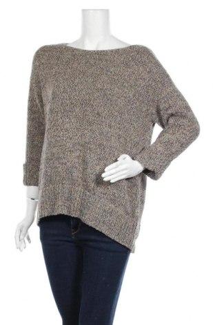 Дамски пуловер J.Jill, Размер M, Цвят Бежов, 67% памук, 24% акрил, Цена 31,92лв.