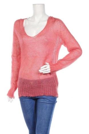 Дамски пуловер La Mode Est A Vous, Размер L, Цвят Розов, Цена 51,75лв.