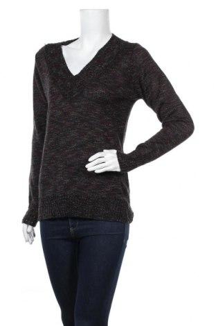 Дамски пуловер Laura Scott, Размер M, Цвят Многоцветен, 85% акрил, 15% полиестер, Цена 12,60лв.