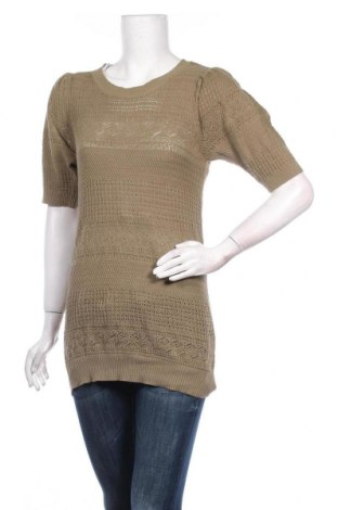 Дамски пуловер Mamalicious, Размер M, Цвят Зелен, 10% памук, Цена 46,50лв.
