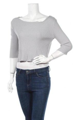 Дамски пуловер Missguided, Размер M, Цвят Сив, Цена 34,50лв.
