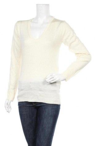 Дамски пуловер Old Navy, Размер M, Цвят Бежов, 50% вълна, 50% акрил, Цена 12,86лв.