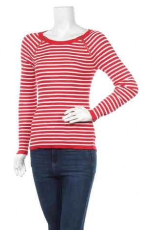 Дамски пуловер Premise, Размер S, Цвят Червен, 78% вискоза, 22% полиамид, Цена 21,95лв.