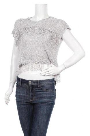 Γυναικείο πουλόβερ So Soon by Women dept, Μέγεθος XXS, Χρώμα Γκρί, Ακρυλικό, Τιμή 6,19€