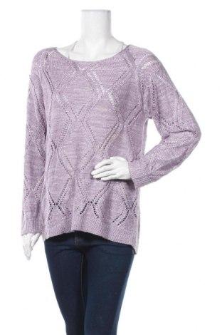 Γυναικείο πουλόβερ Soho, Μέγεθος L, Χρώμα Βιολετί, 52% πολυεστέρας, 48%ακρυλικό, Τιμή 10,13€