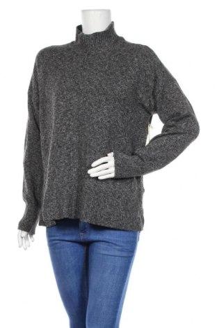 Γυναικείο πουλόβερ Tahari, Μέγεθος L, Χρώμα Γκρί, 97% πολυεστέρας, 3% ελαστάνη, Τιμή 10,00€