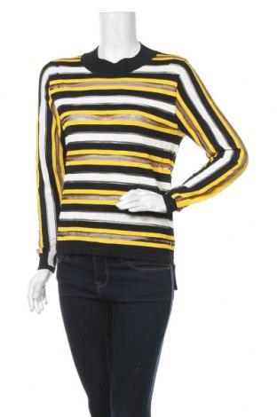 Γυναικείο πουλόβερ Tiger Of Sweden, Μέγεθος S, Χρώμα Πολύχρωμο, 79% βισκόζη, 19% πολυαμίδη, 1% μεταλλικά νήματα, 1% πολυεστέρας, Τιμή 29,10€