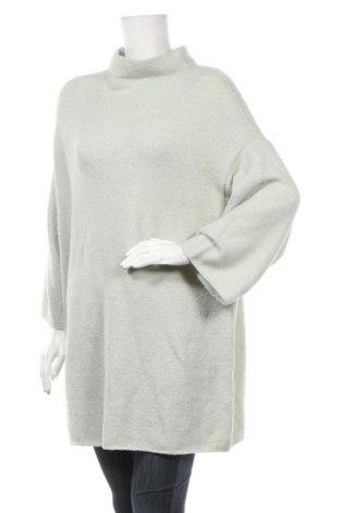 Дамски пуловер Top Secret, Размер L, Цвят Зелен, 73% акрил, 26% полиестер, 1% еластан, Цена 51,75лв.