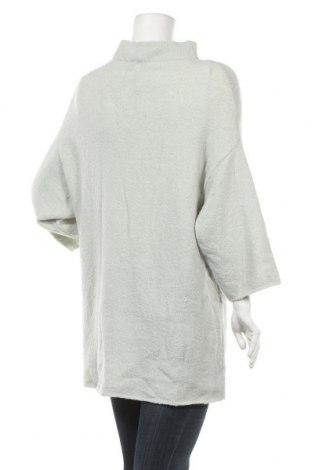Дамски пуловер Top Secret, Размер M, Цвят Зелен, 73% акрил, 26% полиестер, 1% еластан, Цена 51,75лв.
