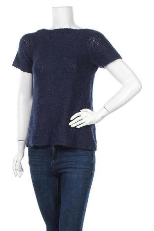 Γυναικείο πουλόβερ Vero Moda, Μέγεθος S, Χρώμα Μπλέ, 75%ακρυλικό, 20% πολυαμίδη, 5% μαλλί, Τιμή 16,37€