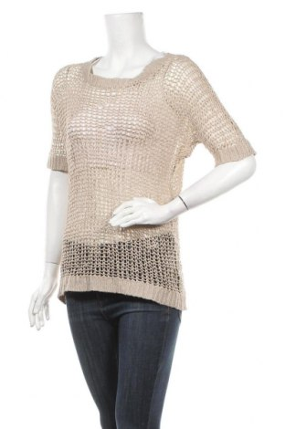 Дамски пуловер Vero Moda, Размер S, Цвят Бежов, Цена 5,51лв.