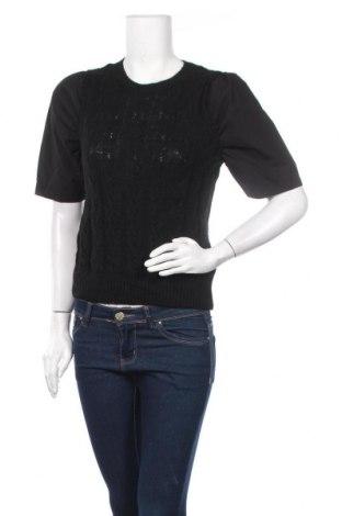 Дамски пуловер Vero Moda, Размер S, Цвят Черен, 51% акрил, 49% полиамид, Цена 39,00лв.