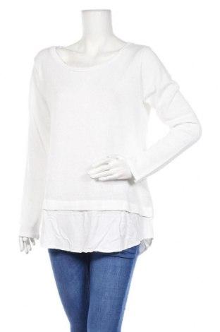 Γυναικείο πουλόβερ Vestino, Μέγεθος M, Χρώμα Λευκό, 70% βαμβάκι, 15% πολυεστέρας, 15% βισκόζη, Τιμή 14,72€