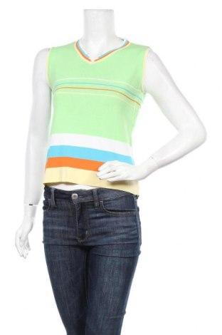 Γυναικείο πουλόβερ Yifan & Alessia, Μέγεθος M, Χρώμα Πράσινο, 80% βισκόζη, 20% βαμβάκι, Τιμή 5,46€