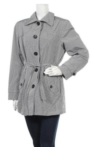 Дамски шлифер Barbara Lebek, Размер M, Цвят Сив, Полиестер, Цена 8,08лв.