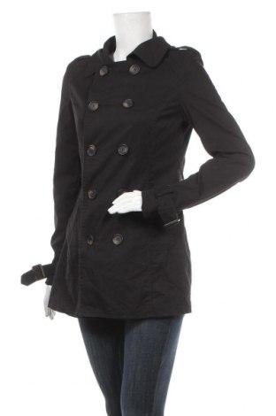 Дамски шлифер Chicoree, Размер S, Цвят Черен, Цена 31,92лв.