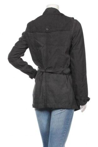 Дамски шлифер Khujo, Размер S, Цвят Сив, 70% вискоза, 30% полиестер, Цена 52,02лв.