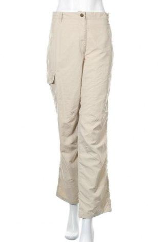 Дамски спортен панталон Crane, Размер L, Цвят Бежов, Полиамид, Цена 6,47лв.