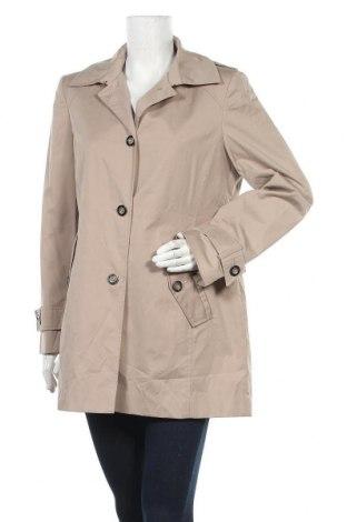 Дамско палто Anne Klein, Размер M, Цвят Бежов, 52% памук, 48% полиестер, Цена 38,16лв.