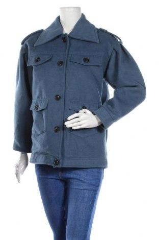 Дамско палто Missguided, Размер M, Цвят Син, Цена 94,50лв.