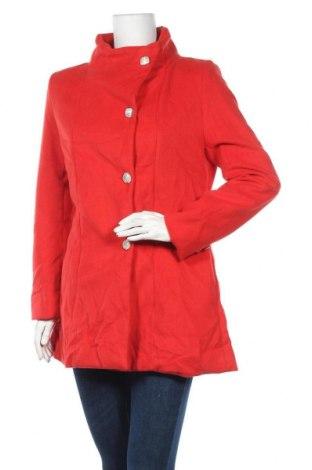 Дамско палто Owind, Размер S, Цвят Оранжев, Цена 12,34лв.