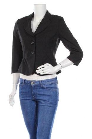 Дамско сако Ann Taylor, Размер M, Цвят Сив, 95% вълна, 5% еластан, Цена 15,96лв.