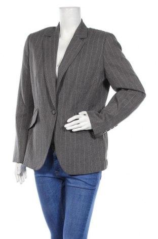 Дамско сако Canda, Размер L, Цвят Сив, Цена 6,04лв.