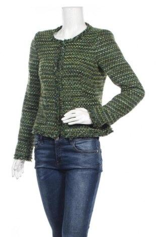 Γυναικείο σακάκι Expresso, Μέγεθος M, Χρώμα Πράσινο, 42% πολυεστέρας, 40%ακρυλικό, 13% μαλλί, 5% πολυαμίδη, Τιμή 15,59€