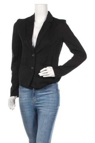 Дамско сако Jacqueline De Yong, Размер S, Цвят Черен, 66% вискоза, 30% полиамид, 4% еластан, Цена 16,00лв.