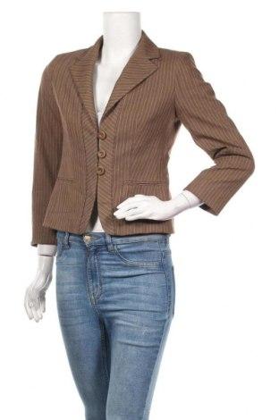 Γυναικείο σακάκι Laundry By Shelli Segal, Μέγεθος XS, Χρώμα Καφέ, 64% πολυεστέρας, 32% βισκόζη, 4% ελαστάνη, Τιμή 14,09€