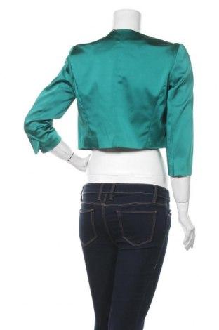 Дамско сако Mariposa, Размер M, Цвят Зелен, 78% ацетат, 19% полиамид, 3% еластан, Цена 17,25лв.