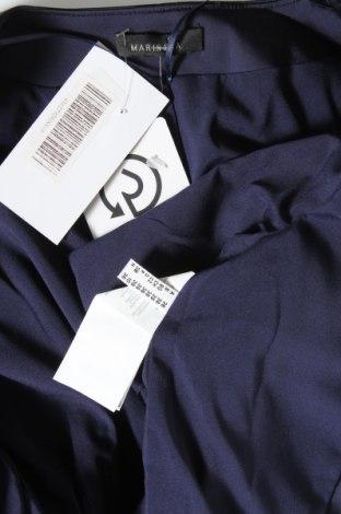 Дамско сако Mariposa, Размер S, Цвят Син, 78% ацетат, 19% полиамид, 3% еластан, Цена 17,25лв.